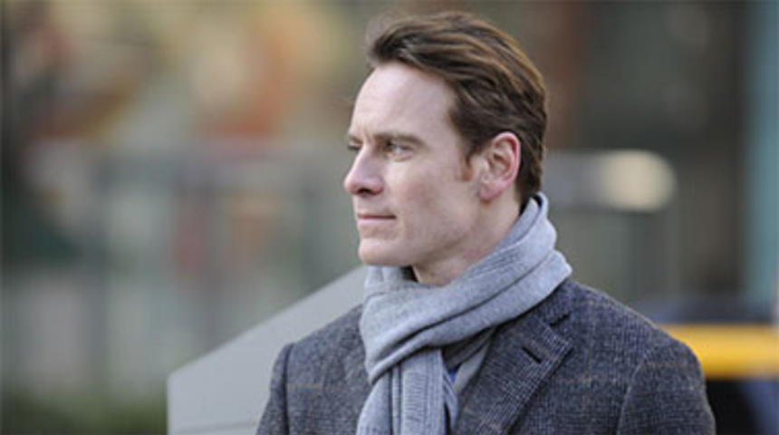 Michael Fassbender et Rachel Weisz dans The Light Between Oceans