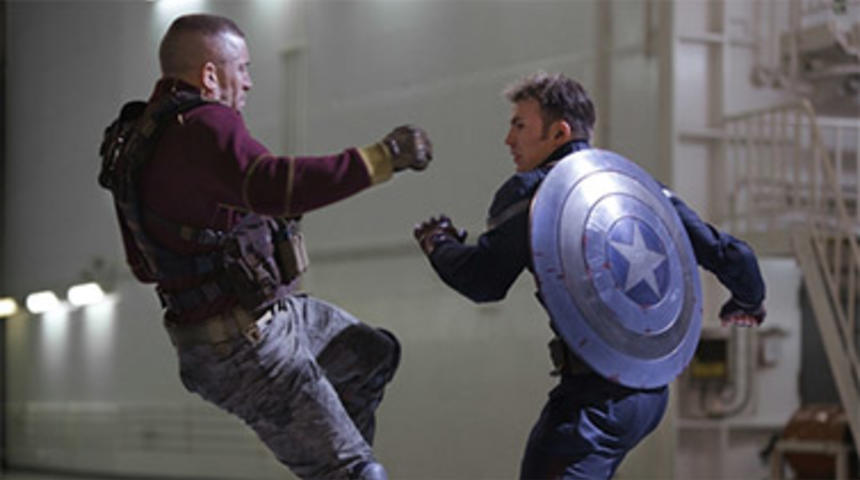 Box-office nord-américain : 96 millions $ pour Captain America: The Winter Soldier