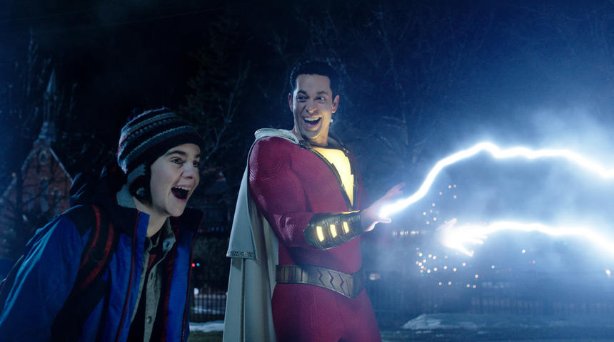 Box-office québécois : After ne peut déloger Shazam!