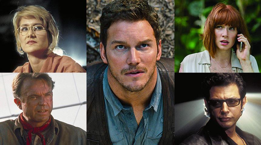 Laura Dern, Jeff Goldblum et Sam Neill sont de retour