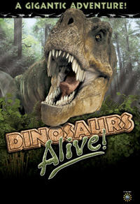 Dinosaures vivants 3-D