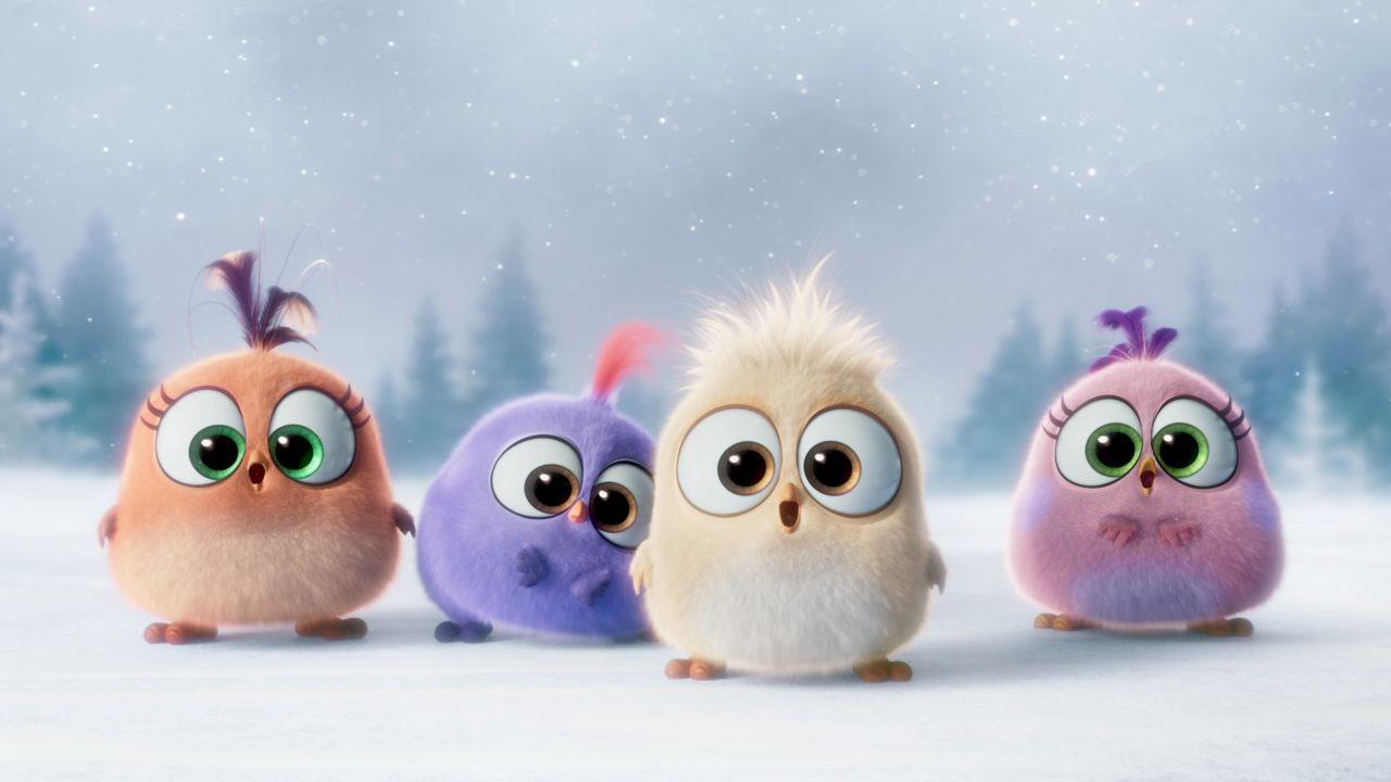 Angry birds le film 2016 bande annonce de no l en - Angry birds noel ...