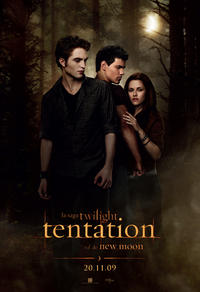 La saga Twilight : Tentation