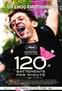 120 bat­te­ments par minute