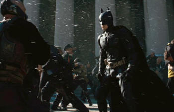 Première bande-annonce du film The Dark Knight Rises
