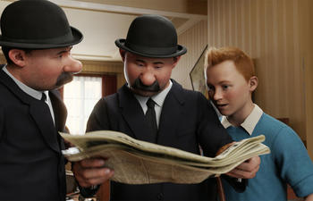 Nouveautés : The Adventures of Tintin