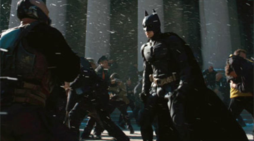 The Dark Knight Rises amasse 27 millions $ à minuit