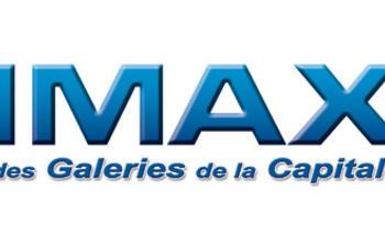 IMAX Québec lance sa billetterie en ligne