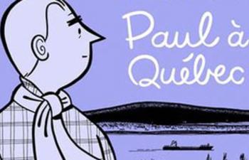 Début du tournage de Paul à Québec