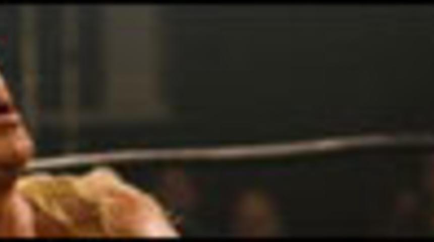 Bande-annonce du drame The Wrestler