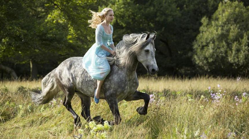 Box-office nord-américain : Cinderella loin devant