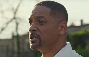 Will Smith s'illustre dans la bande-annonce de Collateral Beauty