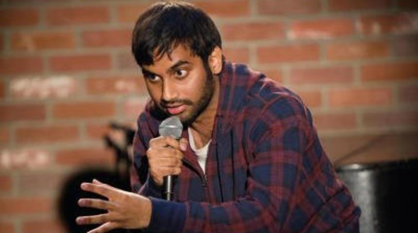 L'humoriste Aziz Ansari dans une comédie d'action