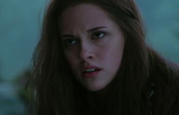 La saga Twilight : Hésitation