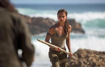 Découvrez des images de la nouvelle Lara Croft
