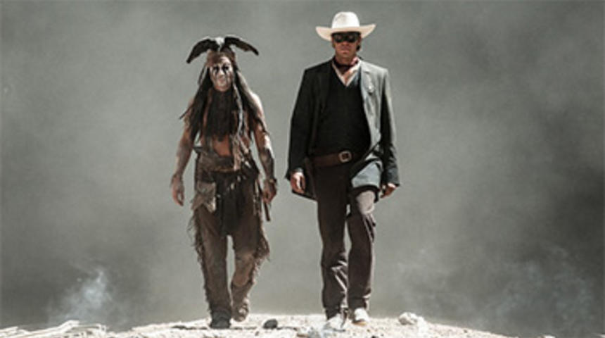 Première bande-annonce du film The Lone Ranger