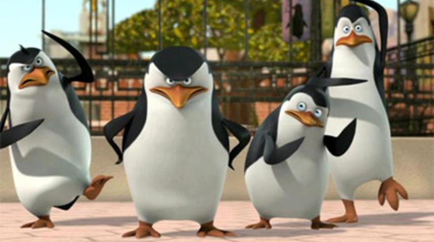 Les pingouins de Madagascar ont trouvé leur réalisateur