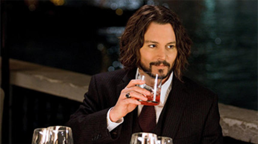 Johnny Depp pourrait incarner Houdini