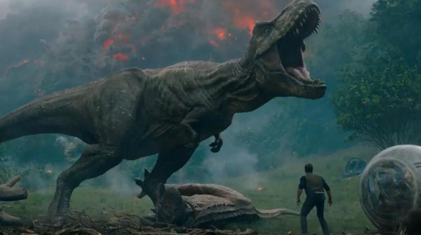 Une bande-annonce finale pour le nouveau Jurassic World