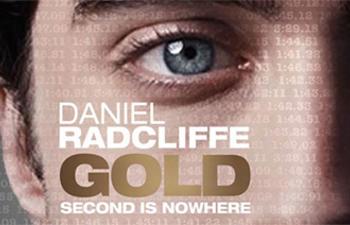Daniel Radcliffe dans Gold