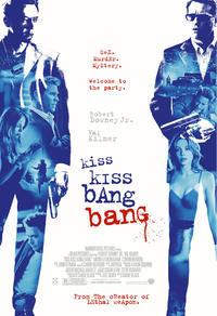 Kiss, Kiss, Bang, Bang