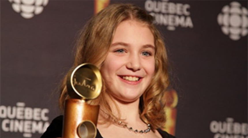 Sophie Nelisse charme Brian Percival