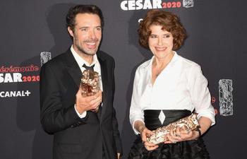 Photos : Tous les gagnants des César 2020
