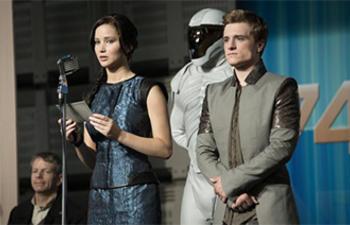 Box-office québécois : La suprématie de Hunger Games : L'embrasement