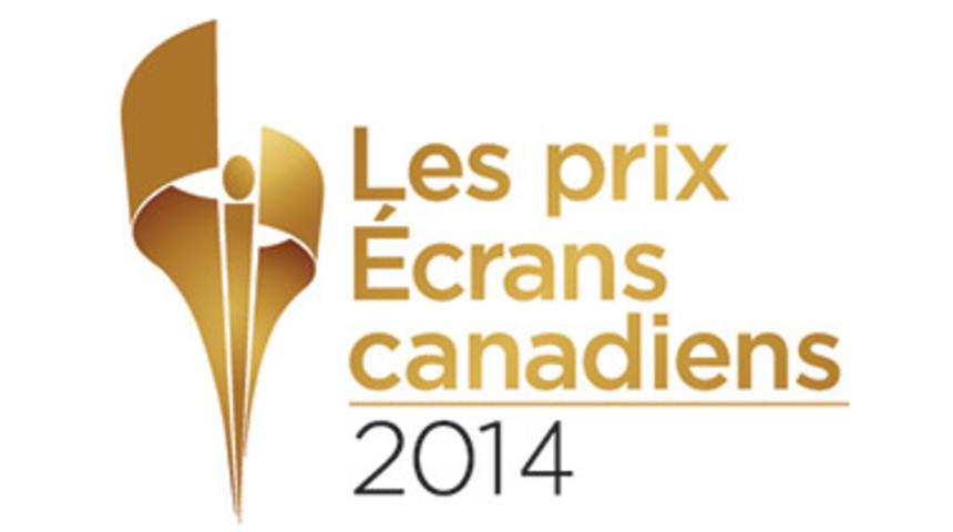 Prix Écrans canadiens 2014 : Annonce des finalistes