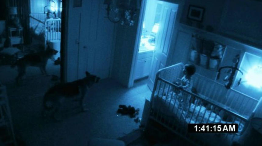 Présentation spéciale de Paranormal Activity 2 ce soir