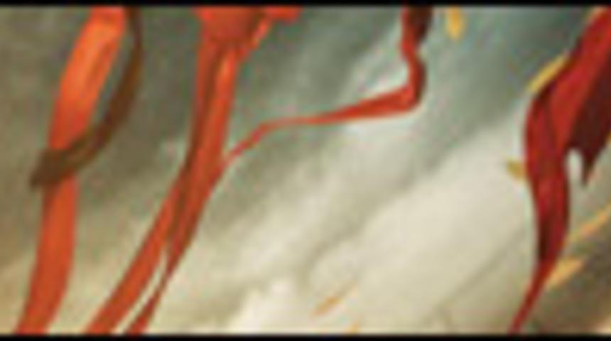 Affiche en français du film Les trois royaumes