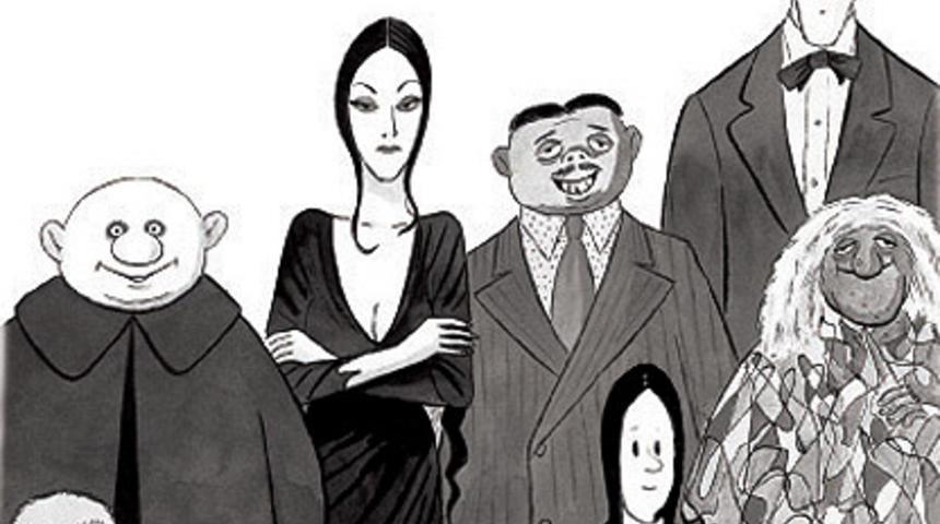 Tim Burton s'intéresse à La famille Addams