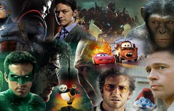 Les films de l'été 2011
