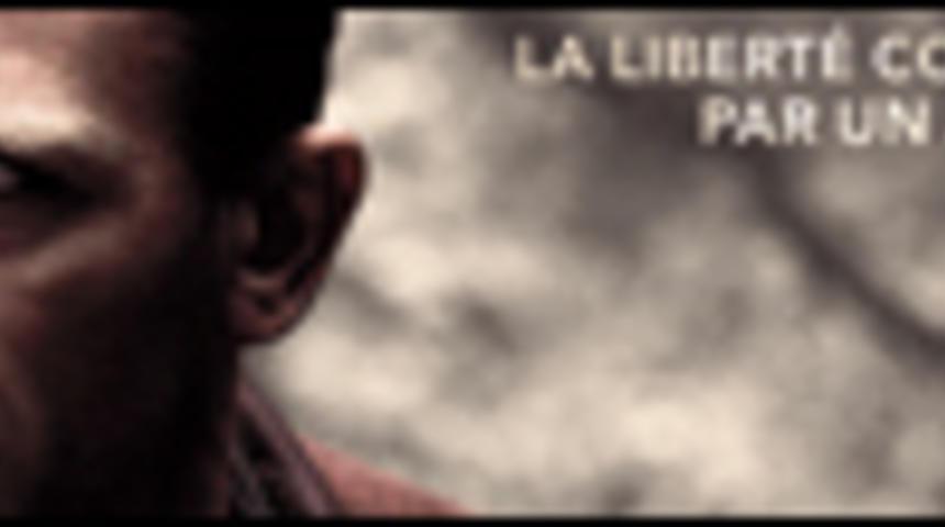 Affiche en français du drame de guerre Rébellion