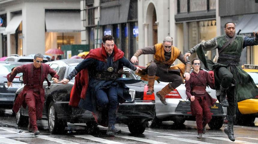 Box-office nord-américain : Doctor Strange remporte la première place haut la main