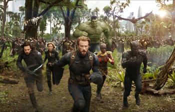 Sorties à la maison : Avengers: Infinity War