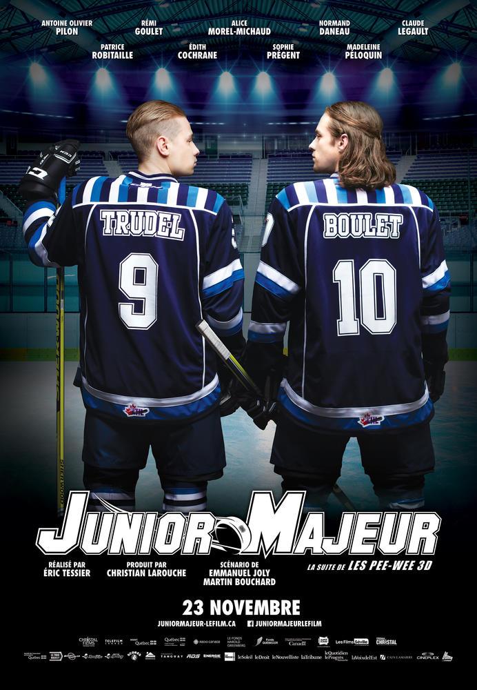 Junior majeur affiche